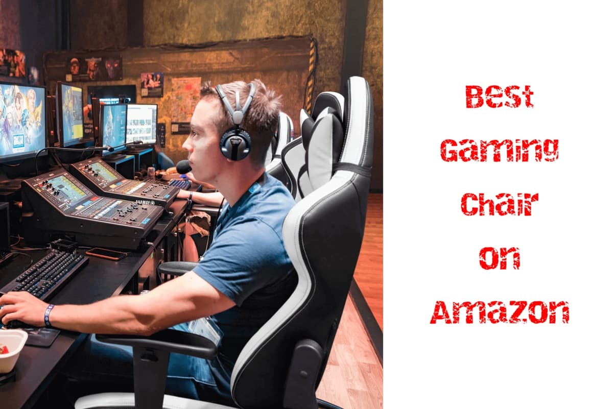 Best Gaming Chair on Amazon