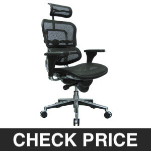 High Back Swivel Computer Chair